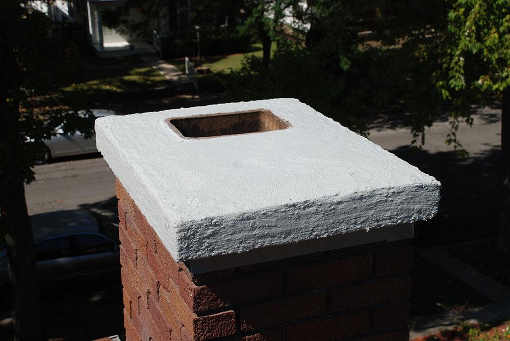 Brushable Crown Repair Chimney Rx