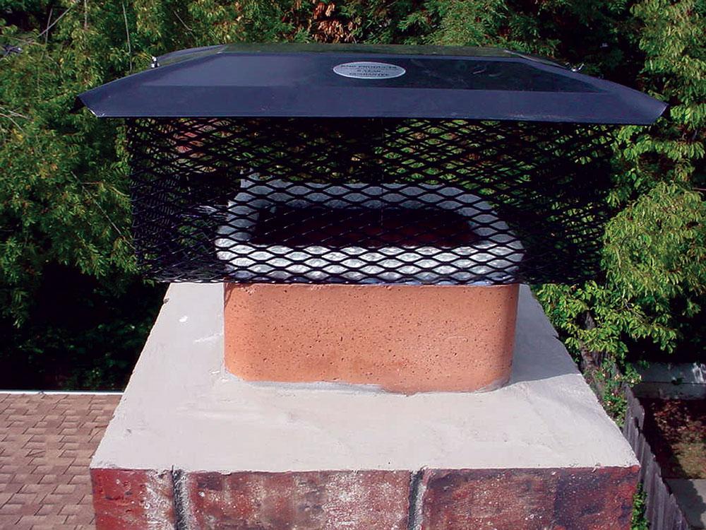 Trowelable Crown Repair Chimney Rx